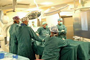 Nowoczesna pracownia angiograficzna
